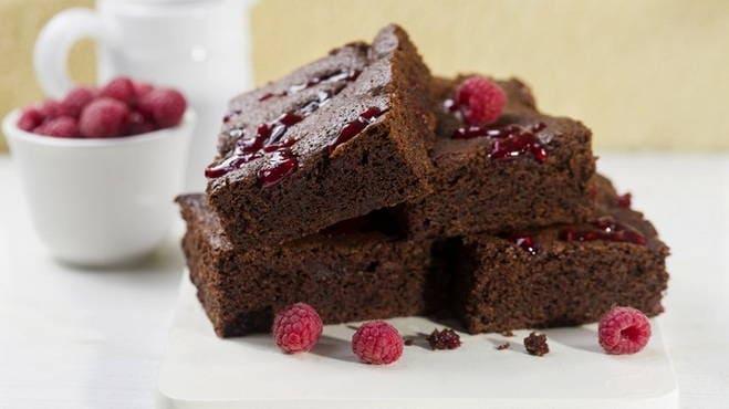 Брауни - классический рецепт с фото пошагово