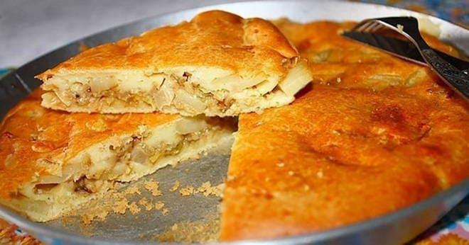 Пирог с капустой в духовке - 5 рецептов с фото пошагово