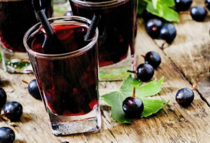 Приготовление сока из черной смородины через соковыжималку ...