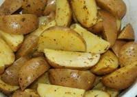 Картошка дольками в духовке — рецепт с фото пошагово. Как запечь картофель в духовке дольками с корочкой?