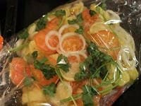 Картошка с курицей в рукаве в духовке - 5 рецептов с фото пошагово
